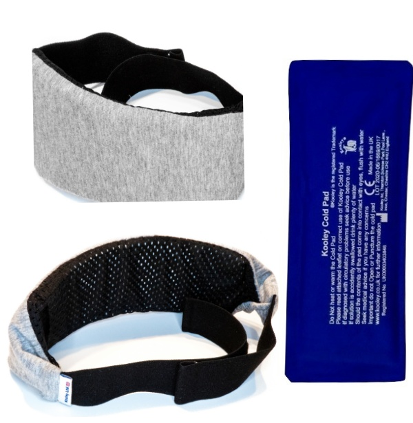 kooley group cooling strip with headband
