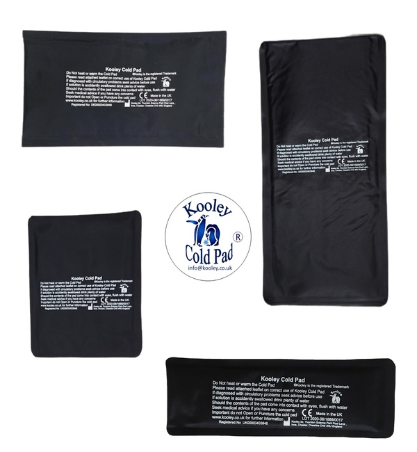 Kooley Cold Pads  Range
