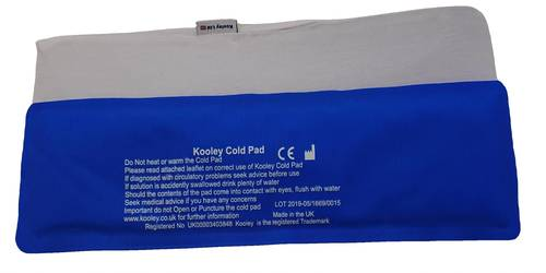 kooley cooling strip with grey cover